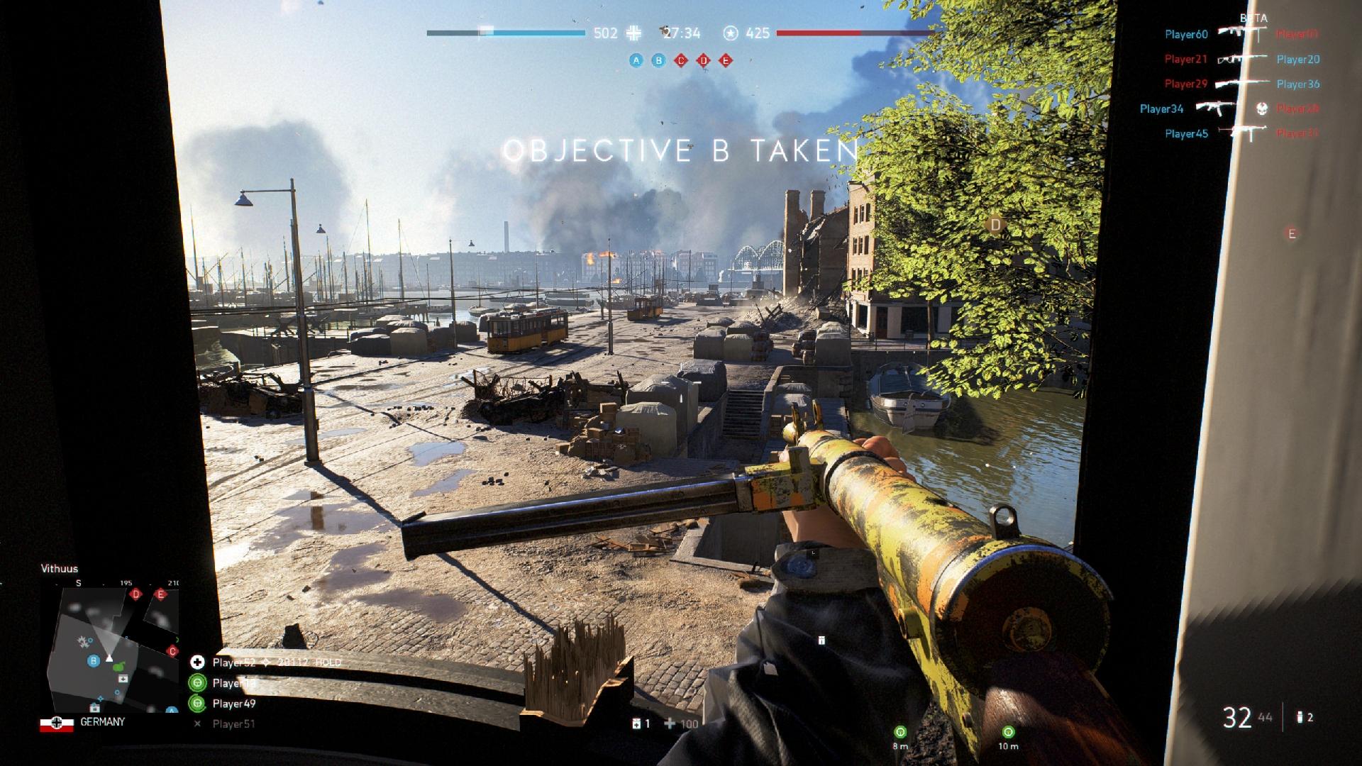 Battlefield V Beta – Gamescom Screenshot (19)