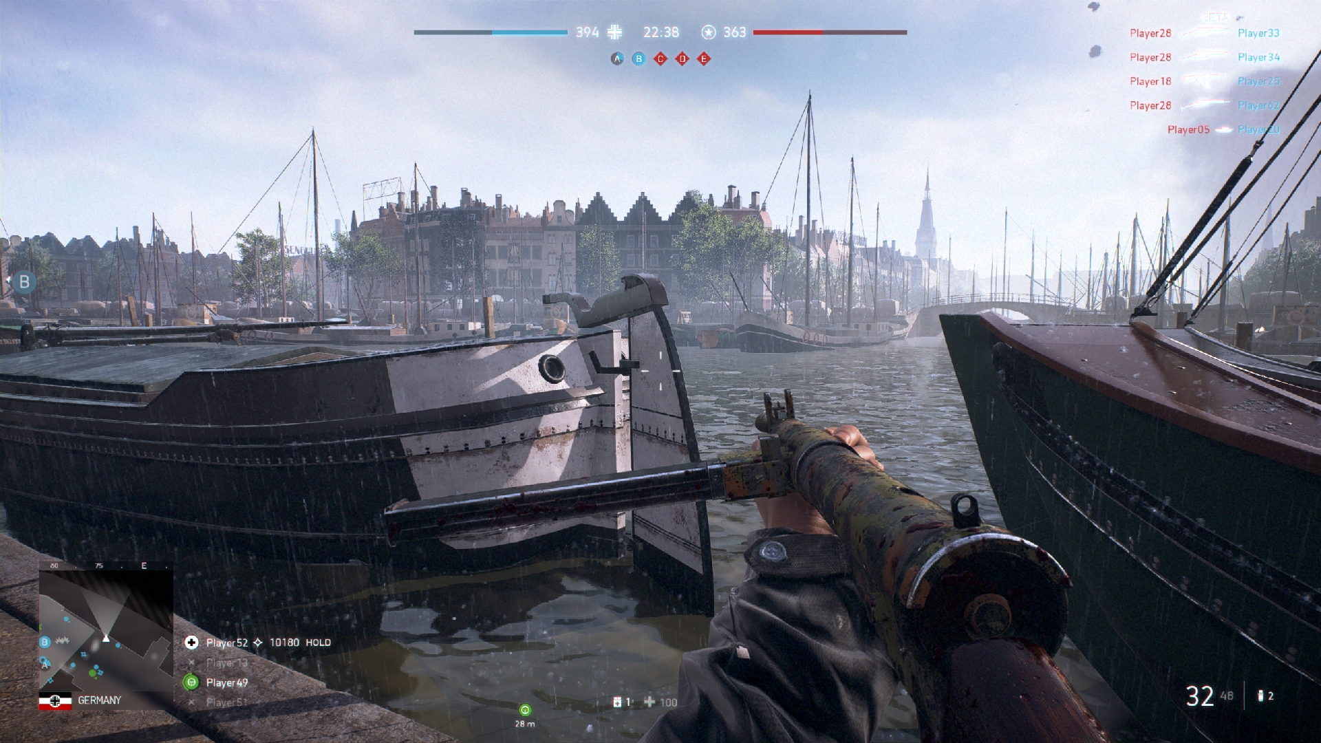 Battlefield V Beta – Gamescom Screenshot (21)