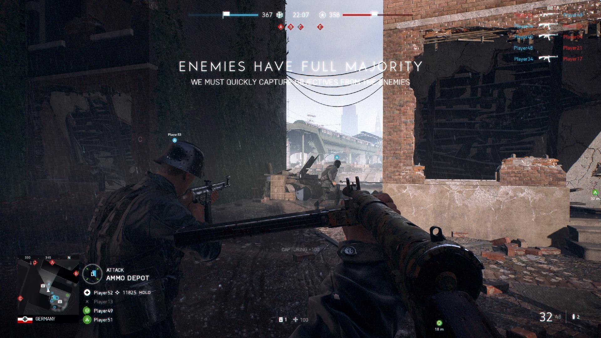 Battlefield V Beta – Gamescom Screenshot (22)