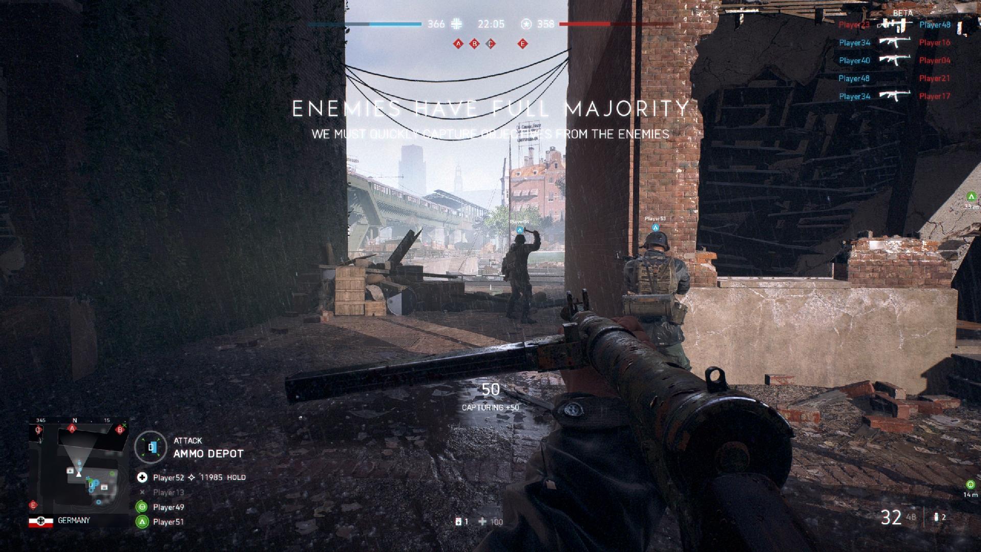 Battlefield V Beta – Gamescom Screenshot (23)