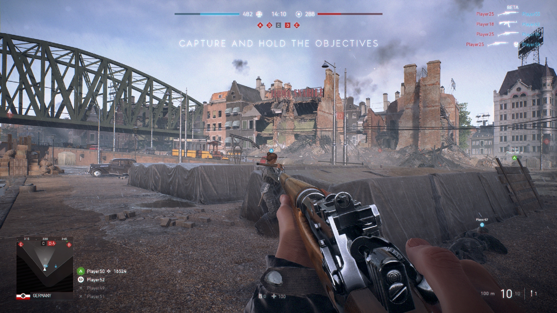 Battlefield V Beta – Gamescom Screenshot (6)