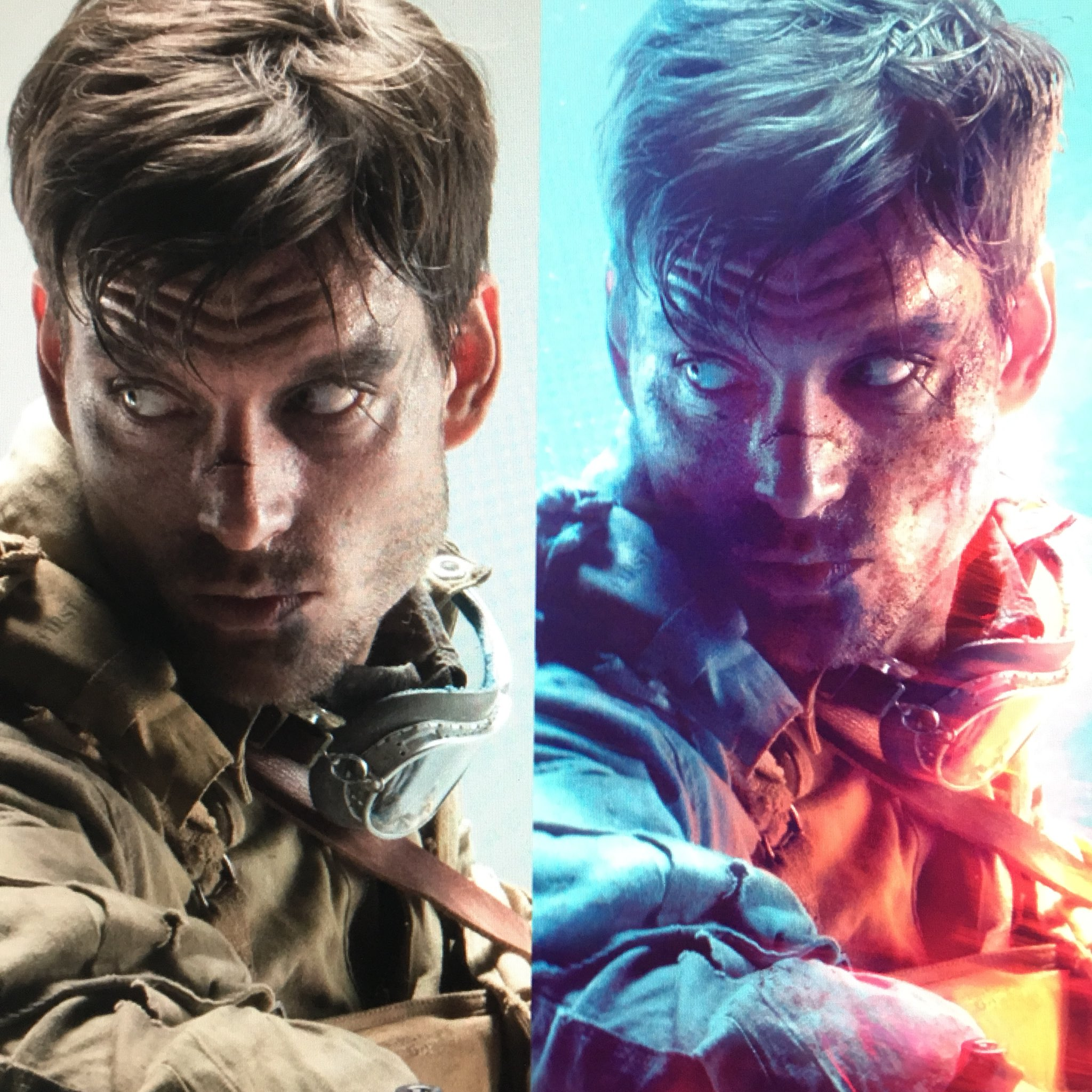 battlefield v artwok real vs. art (2)