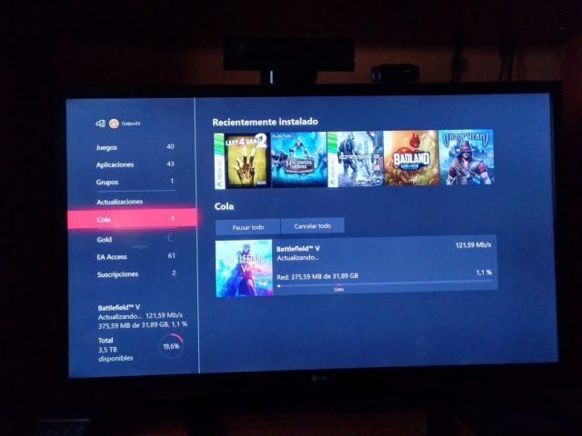 Battlefield V Preload bereits auf der Xbox One gestartet
