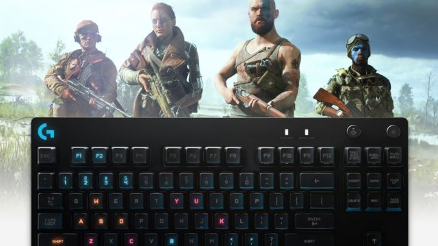 Logitech G PRO Mechanical Keyboard