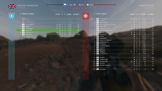 Der Auto Balancer in Battlefield V ist derzeit nicht funktional.