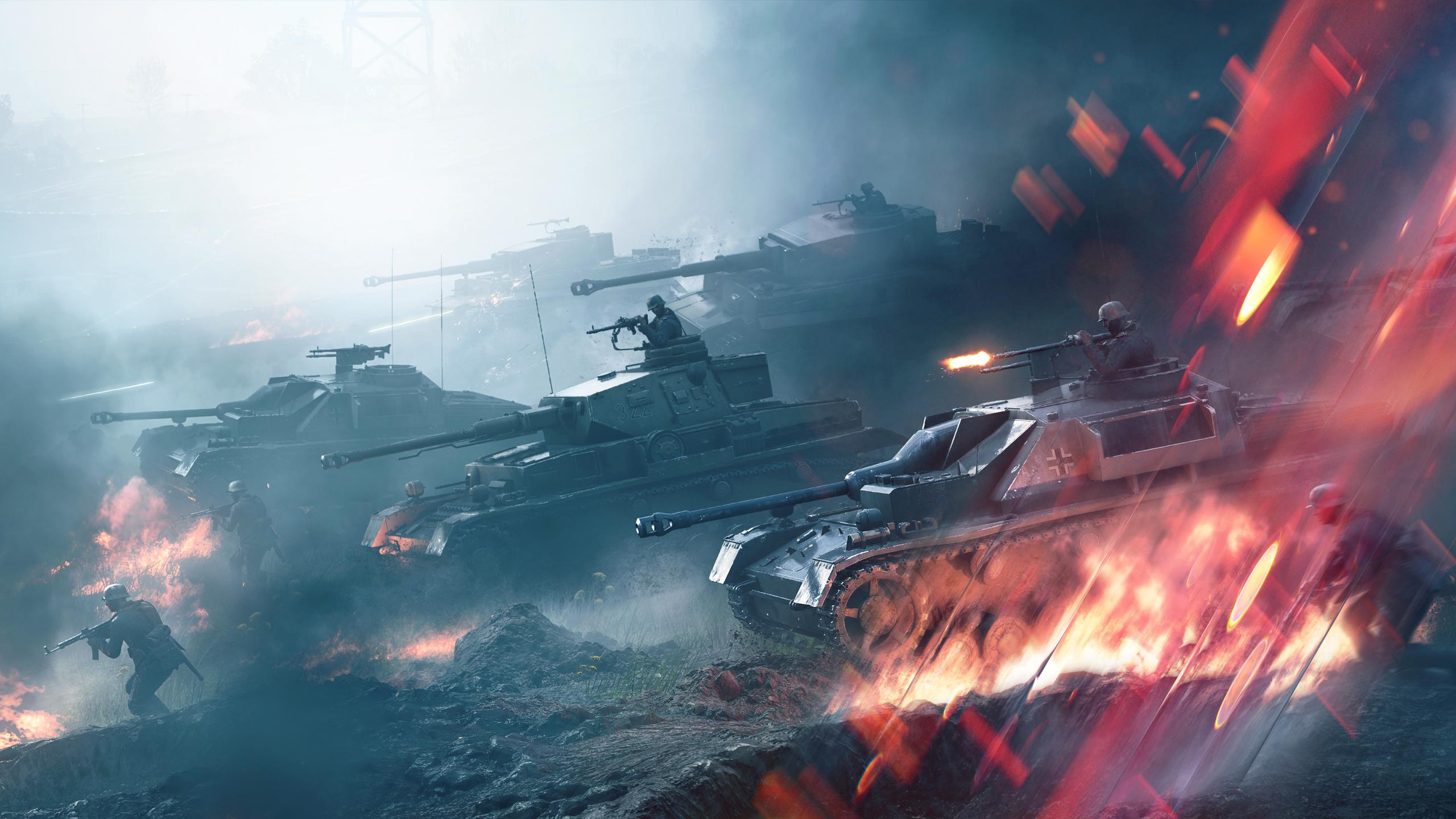 Battlefield V Tides of War Lightning Strikes Screenshot