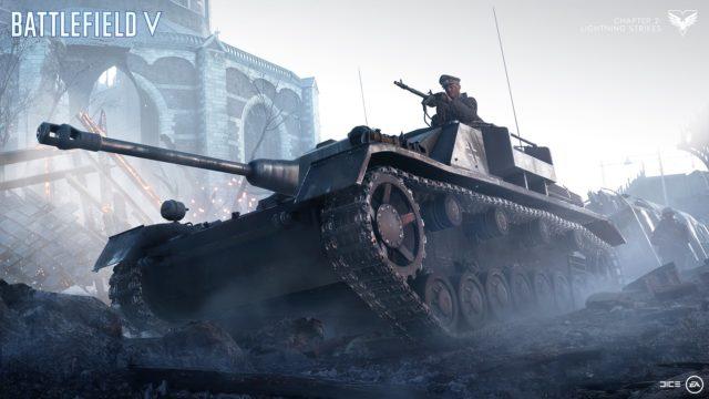 Battlefield V - STUG IV