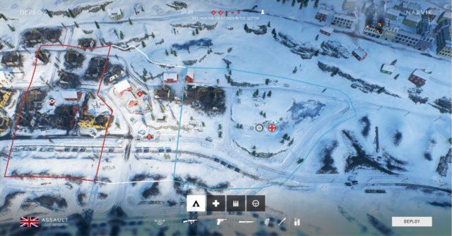 Rush Layout - Narvik