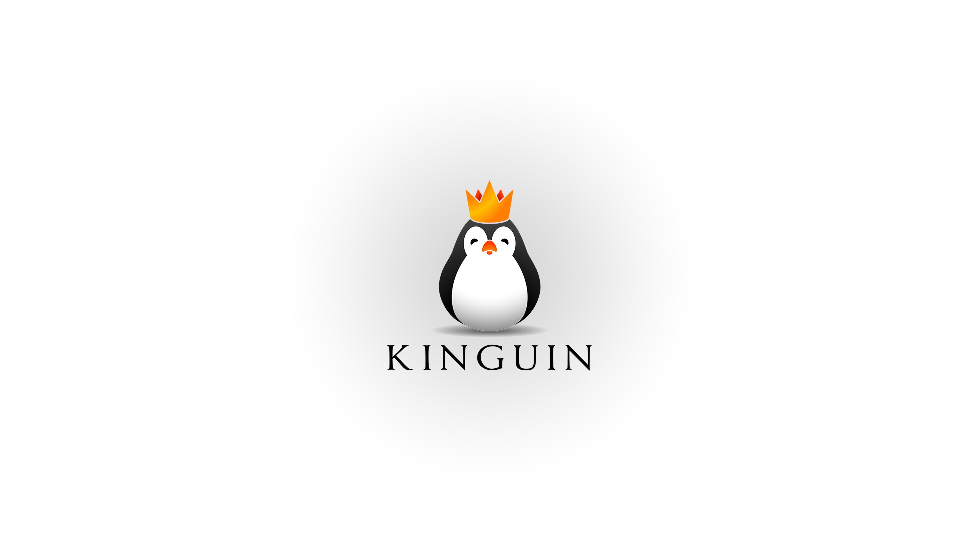 Simple Kinguin Wallpaper – Imgur