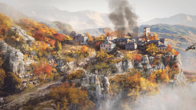 "Neue Battlefield V Map ""Marita"""