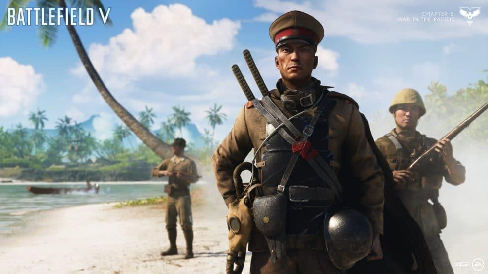 Elite-Soldat Keisuke Nakamura