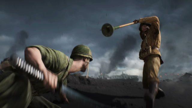 Battlefield V - Lunge Mine