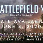 Battlefield V: Changelog zum Summer Update 7.0, Update Termine, Changelog und mehr!