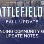 Battlefield V Herbst Update erscheint Morgen und beinhaltet neue Features für Community Games, Fixes, Verbesserungen und mehr
