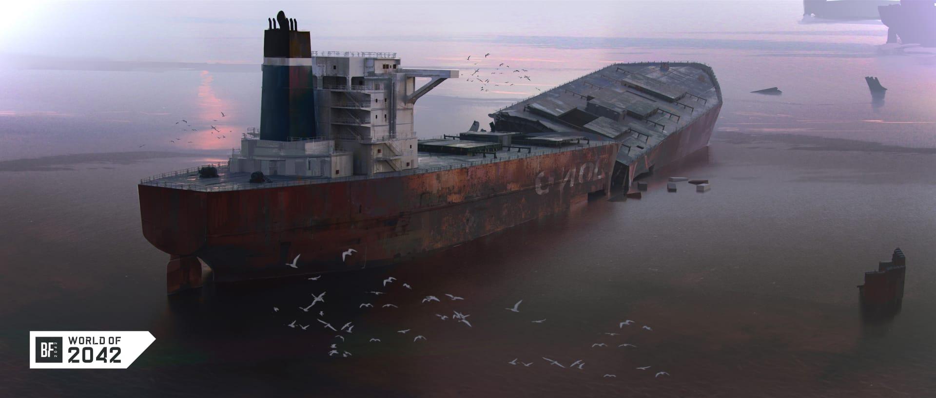 Nicht jedes Schiff in Alang muss verschrottet werden.