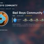 Auszeichnung für Bad Boys Community